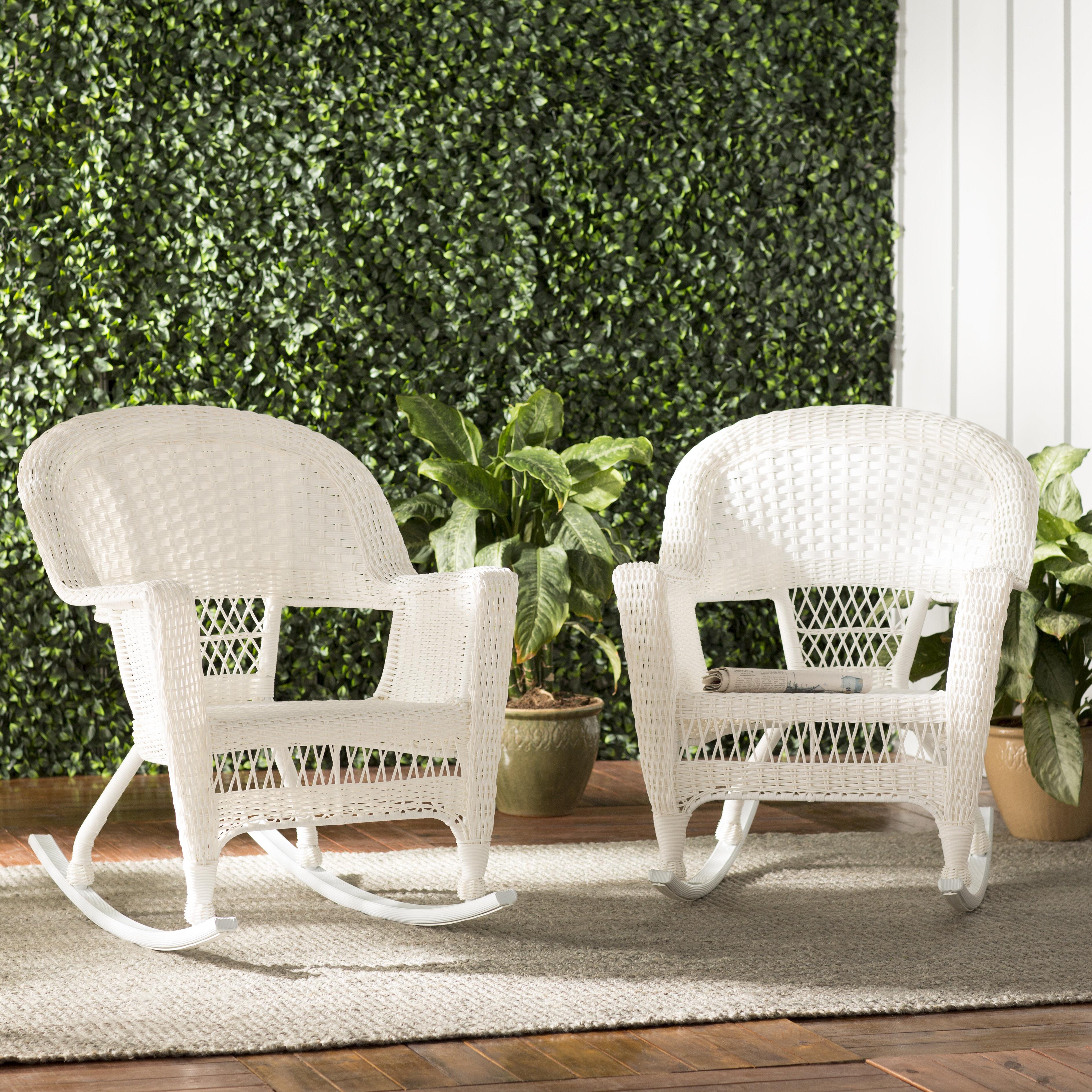 Pleasant Extra Wide Rocking Chair Wayfair Download Free Architecture Designs Scobabritishbridgeorg