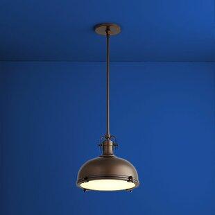 Oxygen Lighting Vida Dome Pendant