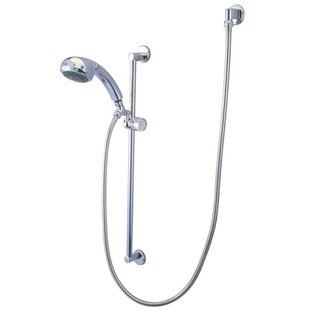 Elements of Design Professional Diverter Hand Shower Combination