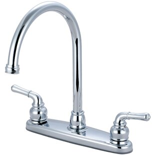 Olympia Faucets Double Han..