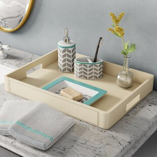 Aquavia Accessory Tray By Orren Ellis