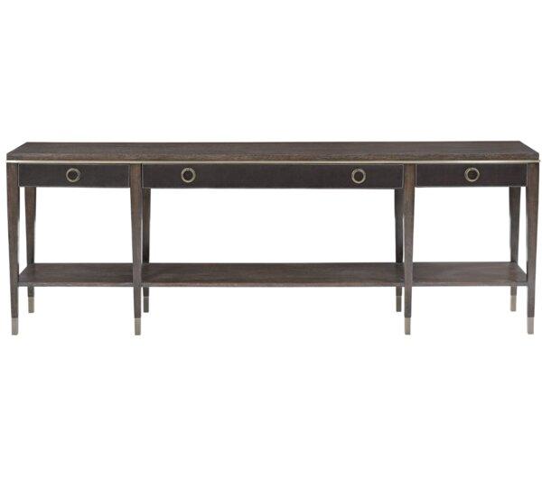 Bernhardt Clarendon 84 25 Console Table Reviews Wayfair