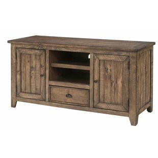 Gigi Solid Wood TV Stand By Longshore Tides