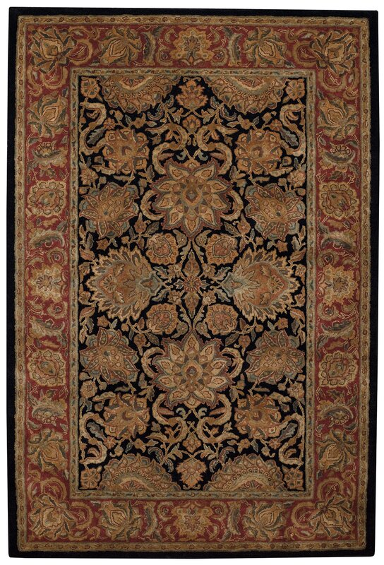 forest park brown area rug