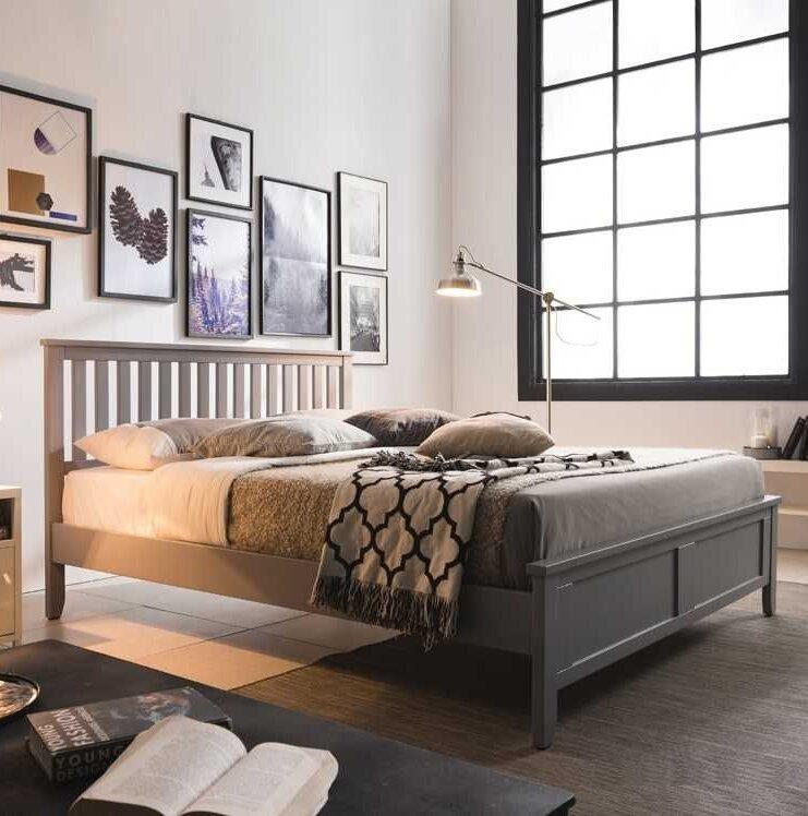 Codman Bed Frame by Brambly Cottage