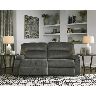 Wimberley Reclining Sofa by Red Barrel Studio Coupon