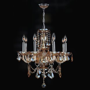 Astoria Grand Doggett 8-Light Chandelier