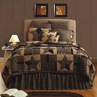 Alcantar Stars and Strip Blocks Cotton Quilt Collection