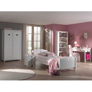 Amori 5 Piece Bedroom Set by Vipack