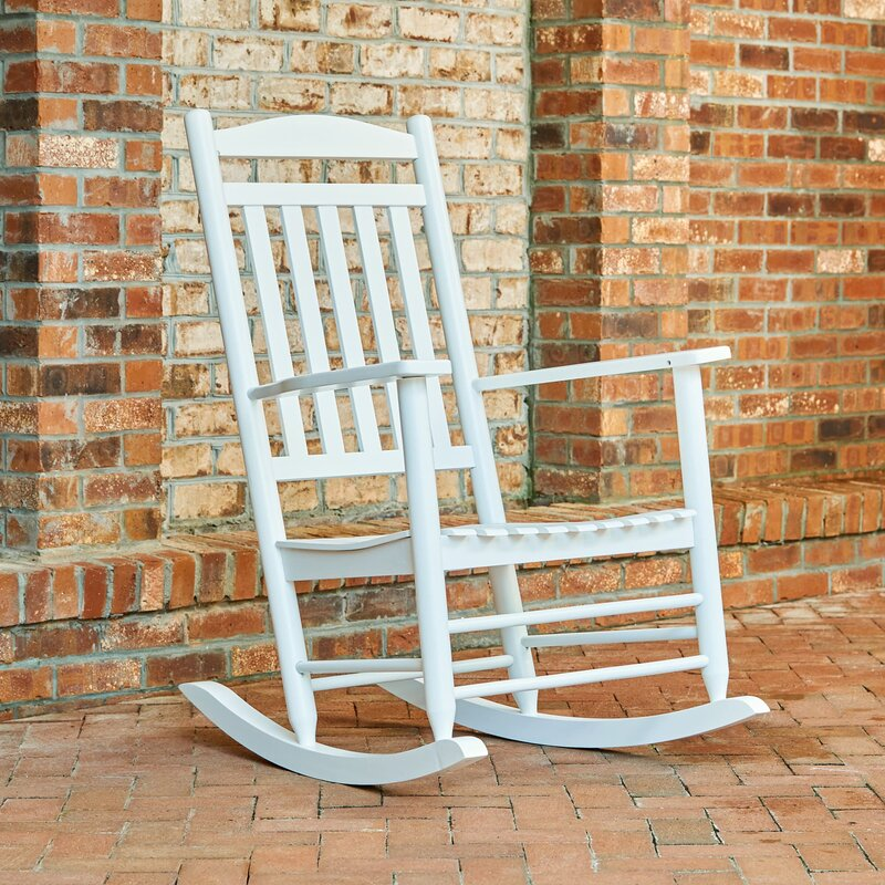 Palmyra Porch Rocker Chair