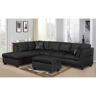 Hiett Sectional with Ottoman