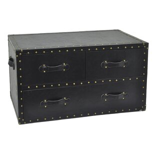 Price Check Rocco 3 Drawer Storage Chest By 17 Stories