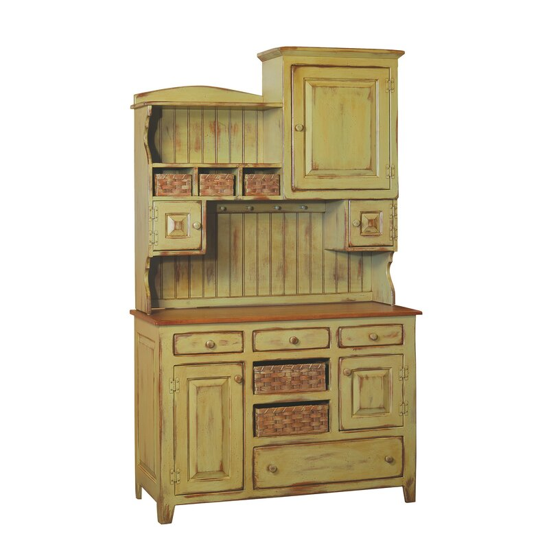 "Glowacki 82"" Kitchen Pantry"