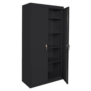 Annalise 2 Door Storage Cabinet by WFX Utility