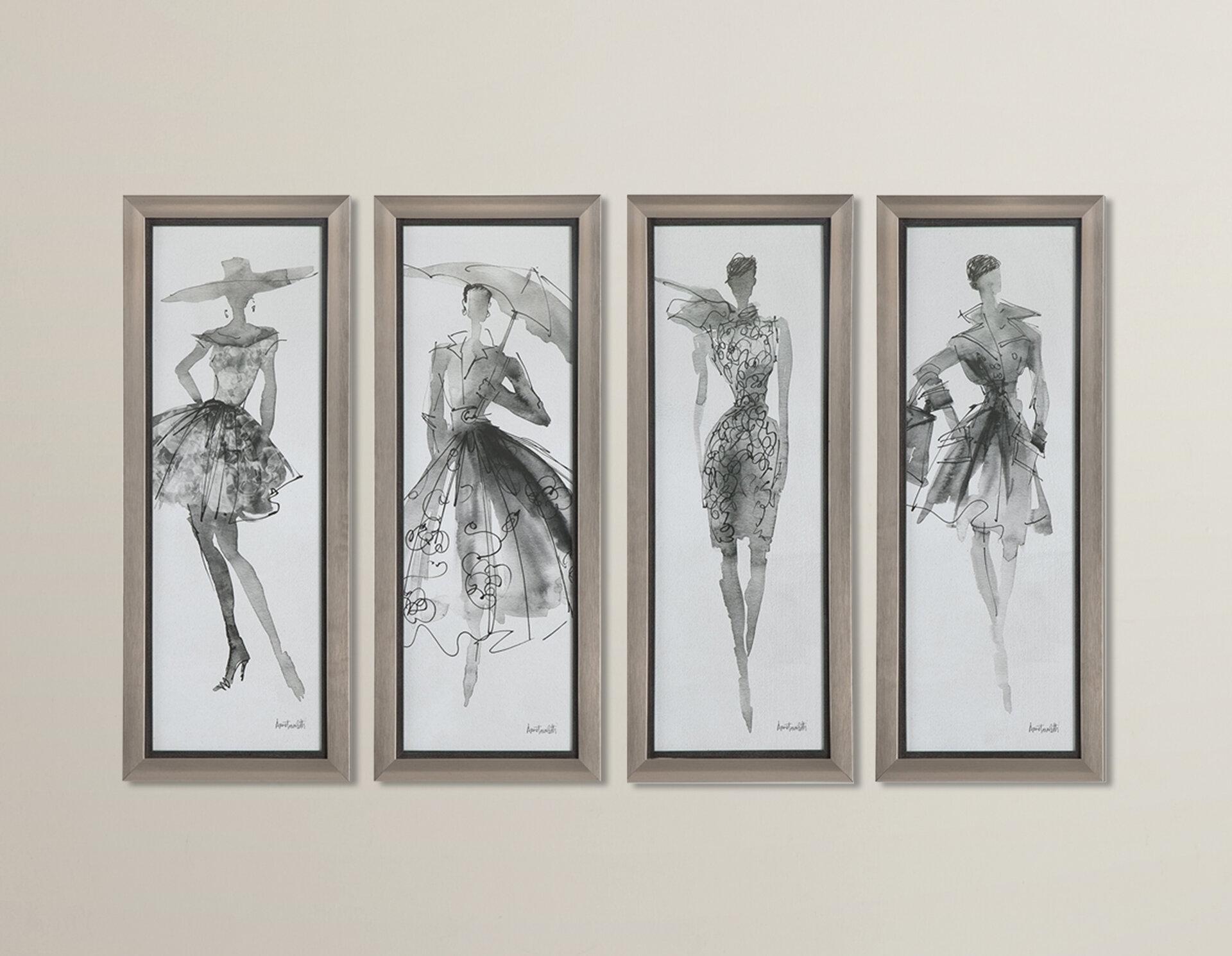 OOTB Fashion Studio Designer Sketchbook