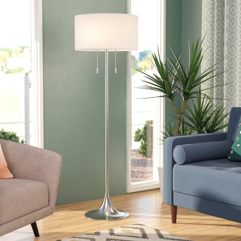 Morrisonville 61 Floor Lamp Reviews