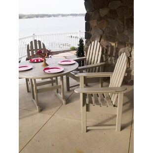 Adirondack 5 Piece Dining Set
