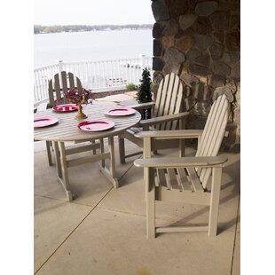 Adirondack 5 Piece Dining Set