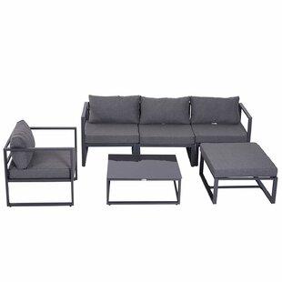 Clarkedale 5 Seater Corner Sofa Set Image