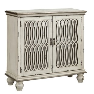 Clermont 2 Door Accent Cabinet by One Allium Way
