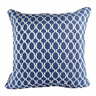 Loughton Cozy Jacquard Plaid Pillow Cover