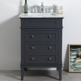 Shanda 24 Single Bathroom Vanity Set by Wrought Studio