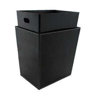 Kraftware Bath and Home 4 Gallon Waste Basket