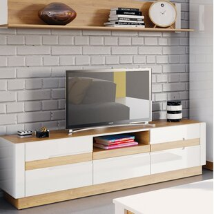 Affordable Price Avril TV Stand for TVs up to 65 by Orren Ellis Reviews (2019) & Buyer's Guide