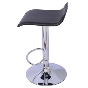Lanham Adjustable Height Swivel Bar Stool..