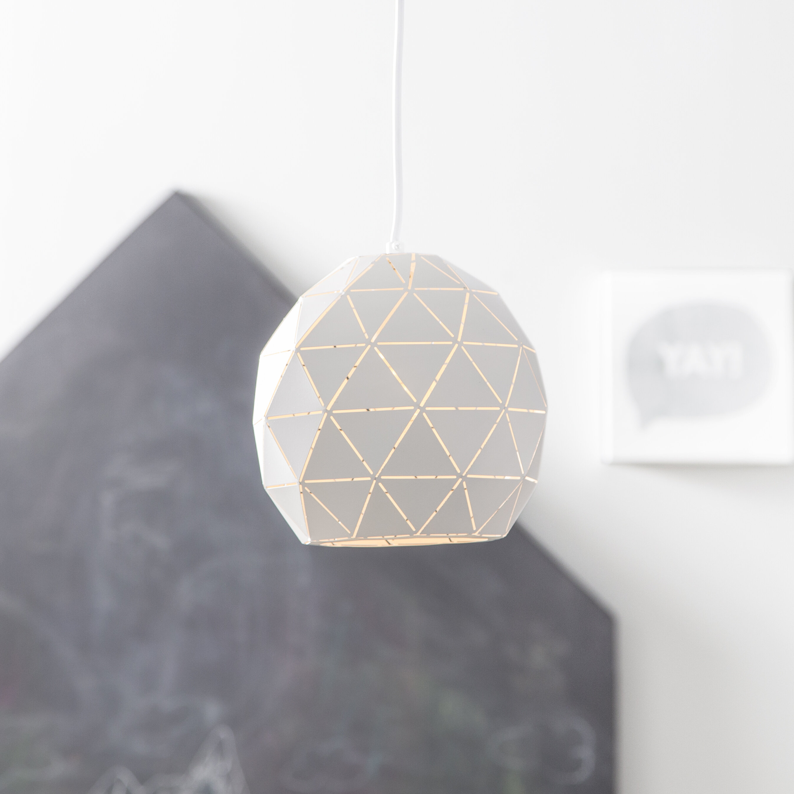 Mack milo neri 1 light globe pendant reviews wayfair