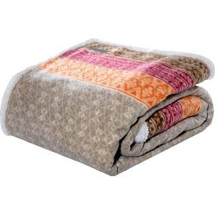 heavy fleece blanket wayfair