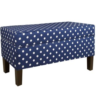 Latitude Run Angelita Wood Storage Bench