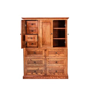 Savings Torin Armoire ByMillwood Pines