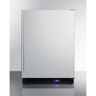 Summit Built-In 4.72 cu.ft. Frost-Free Upright Freezer