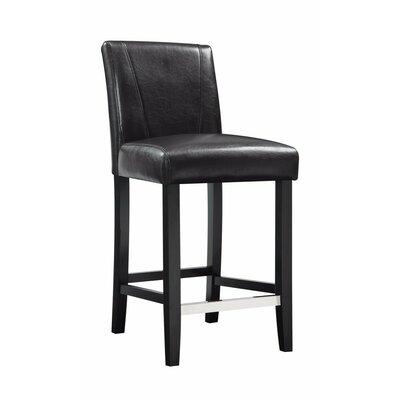 Cool Marook Fabric Mid Back 3835 Counter Height Bar Stool Red Uwap Interior Chair Design Uwaporg