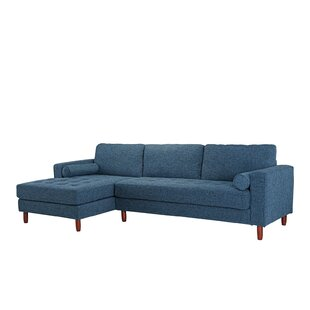 Kevin L-Shape Sectional George Oliver