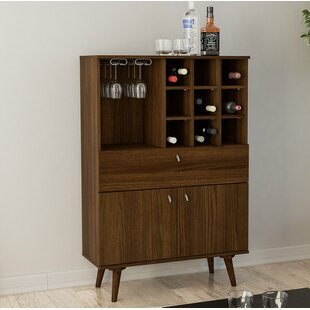 Weiser Elegant Bar Cabinet by George Oliver