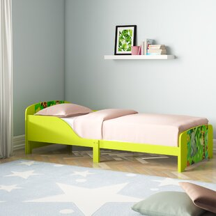 Duggins European Single Convertible Toddler Bed By Zoomie Kids