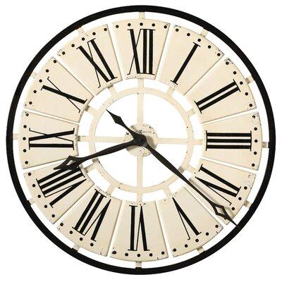 White Wall Clocks Perigold