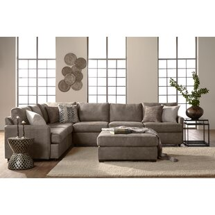 Althea Reversible Modular Sectional by Charlton Home
