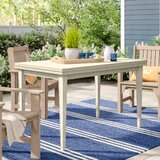 Gilboa Extendable Dining Table by Beachcrest Home™