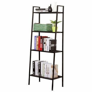 Fair 4-Tier Ladder Bookcase