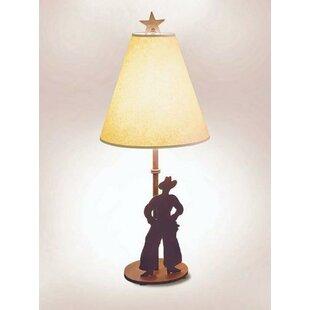Cowboy Narrow 30 Table Lamp