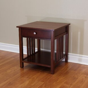 Hollydale End Table by Don..