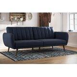 """Novogratz Brittany 81.5"""" Convertible Sofa"""