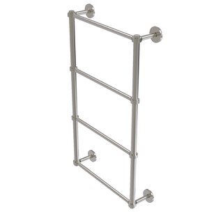Allied Brass Prestige Skyline Wall Mounted Towel Rack