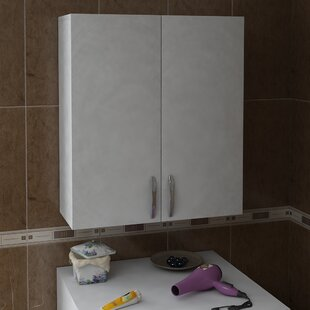 Review Laron 70 X 90cm Wall Mounted Cabinet