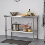 Chrisman EcoStorage Prep Table by Symple Stuff