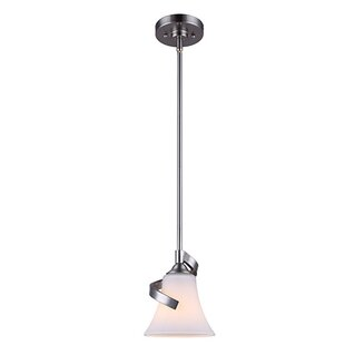 Charlton Home Margaret 1-Light Cone Pendant