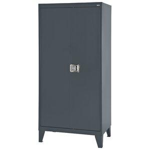 Extra Heavy Duty 2 Door Storage Cabinet